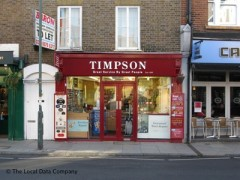 Timpson, exterior picture