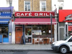 Cafe Grill image