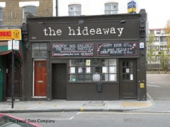 The Hideaway, exterior picture