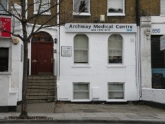 Archway Medical Centre, exterior picture