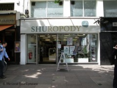 Shuropody, exterior picture