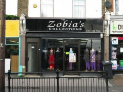 Zobia\'s Collections, exterior picture