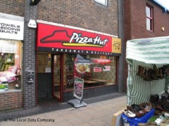 Pizza Hut Delivery 106 High Street London Fast Food