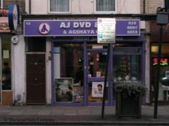 A J Dvd & Cd image