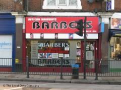 African Hairways Barbers image