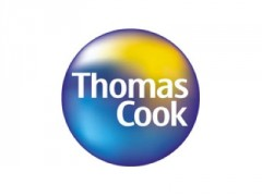 Thomas Cook Bureau de Change, exterior picture
