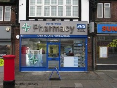 Petts Wood Pharmacy, exterior picture