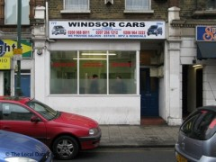 Windsor Cars, exterior picture