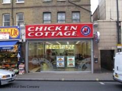 Chicken Cottage, exterior picture