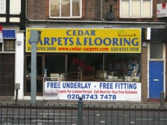 Cedar Carpets & Flooring image