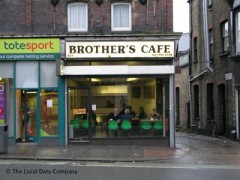 Brother's Cafe image