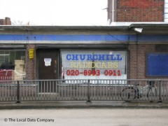 Churchill Radio Cars image