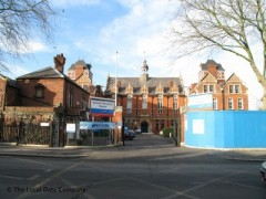 Dulwich Community Hospital, exterior picture