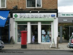 Perry Vale Pharmacy, exterior picture