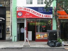 City Fried Chicken image