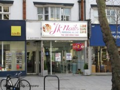 Jk nails 265 chiswick high road london nail salons for Acton nail salon