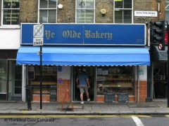 Ye Olde Bakery, exterior picture