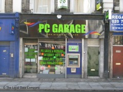 PC Garage, exterior picture