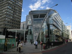 Cardinal Place, exterior picture