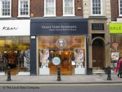 Neal\'s Yard Remedies, exterior picture