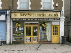 Busy Bee Dry Cleaners image