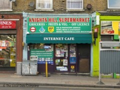 Knights Hill Supermarket, exterior picture