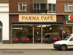 Parma Cafe, exterior picture