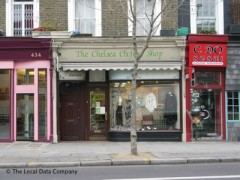 The Chelsea Oxfam Shop, exterior picture