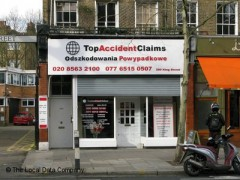 Top Accident Claims, exterior picture