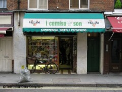 I Camisa & Son, exterior picture