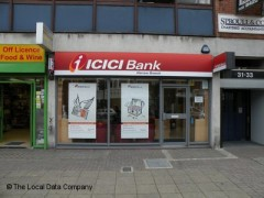 ICICI Bank, exterior picture
