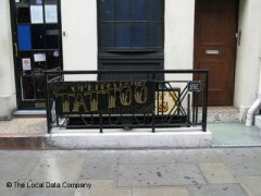 Frith Street Tattoos, exterior picture