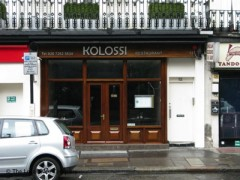 Kolossi, exterior picture