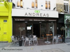 Andreas, exterior picture