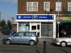 Your Local Boots Pharmacy, exterior picture