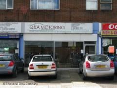 Q & A Motoring image