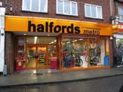 Halfords Metro image