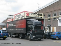 Howdens Joinery, exterior picture