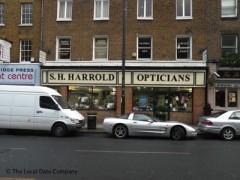 S.H. Harrold Opticians image
