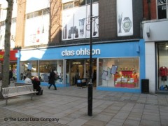 Clas Ohlson, exterior picture