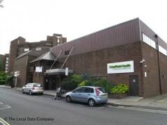 Nuffield Health Fitness & Wellbeing Centre, exterior picture
