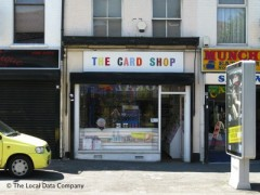 The Card Shop, exterior picture