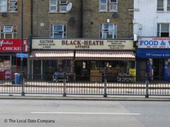 Black-Heath Antique, exterior picture