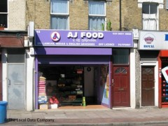 A J Food, exterior picture