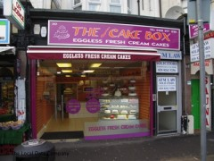 The Cake Box, exterior picture