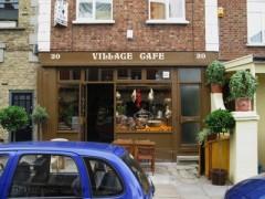 Village Cafe 20 York Rise London Cafes Snack Shops