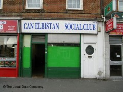 Can Elbistan Social Club image