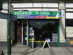 Photomagic image