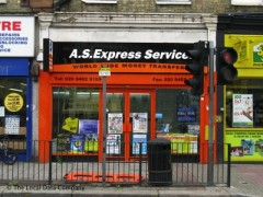 A S Express Services image