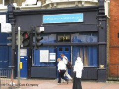 Clapham Junction Medical Practice, exterior picture